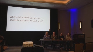 IUI 2019 Panel - Hype or Hope: AI Meets Humans in the Real World