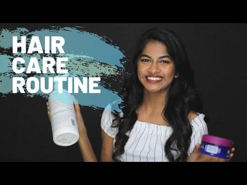 Hair Care Routine + 2 Easy Hairstyles | Stella Ramola