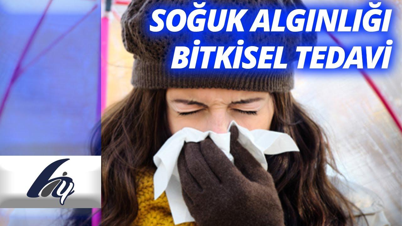 Soğuk Algınlığına Ne İyi Gelir: Soğuk Algınlığına Bitkisel Çözüm
