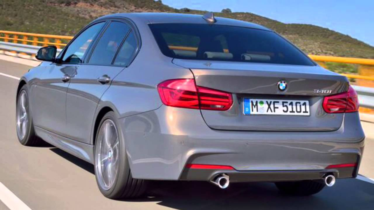 2015 bmw 3er f30 facelift bmw 340i youtube. Black Bedroom Furniture Sets. Home Design Ideas