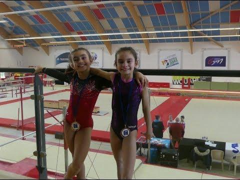Championnat interdépartemental gymnastique