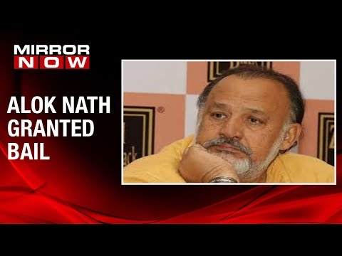 #MeToo Movement: Actor Alok Nath granted bail by Mumbai Sessions court