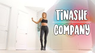 Company - TInashe (Freestyle)   Chachi Gonzales