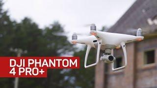 DJI Phantom 4 Pro is the copilot you didn