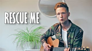 OneRepublic - Rescue Me (Acoustic Cover by Alec Andreev)