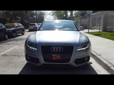 Audi A5 S Line 2008 Youtube