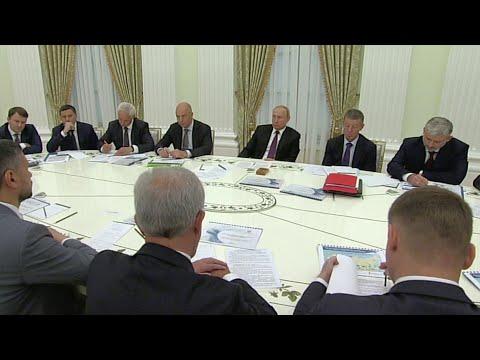 Будущее угольной отрасли обсуждалось на совещании у президента в преддверии Дня шахтера.