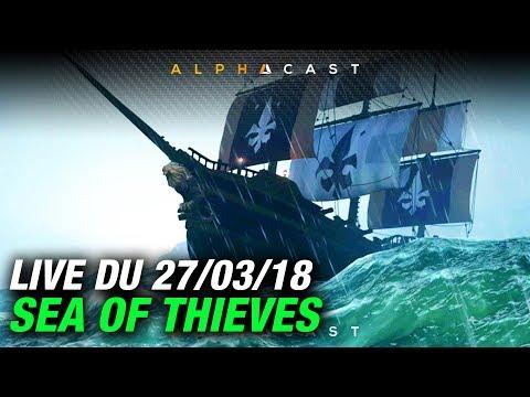 VOD ► Chasseurs de Galion avec Lock, Eventis et Yob - Live du 27/03/2018