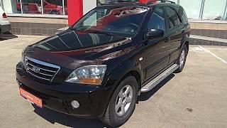 Купить Kia Sorento (Киа Соренто)  Бензин V6 4WD AT 2007 г. с пробегом бу в Саратове. Элвис