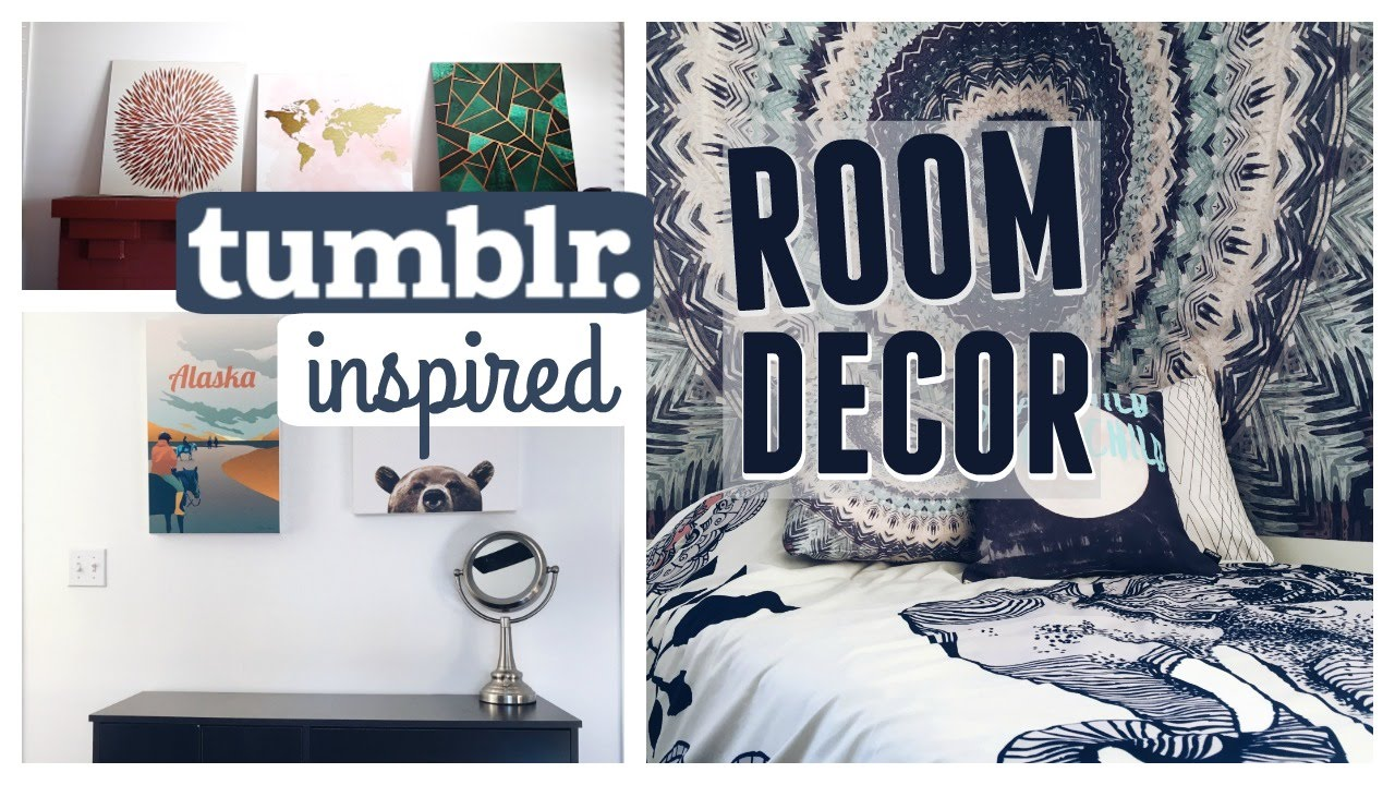 How To Decorate Your College Dorm Room Tumblr Inspired Decor