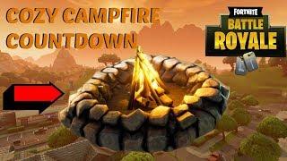 "Fortnite:Battle Royale ""Cozy Campfire"" Update Gameplay stream (Cozy Campfire Gameplay Fortnite)"