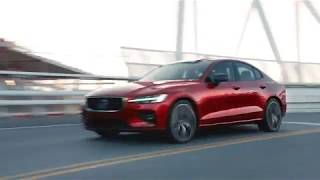 Volvo S60 R Design Exteriour in motion