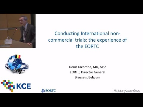 Conducting non-commercial trials: the experience of the EORTC