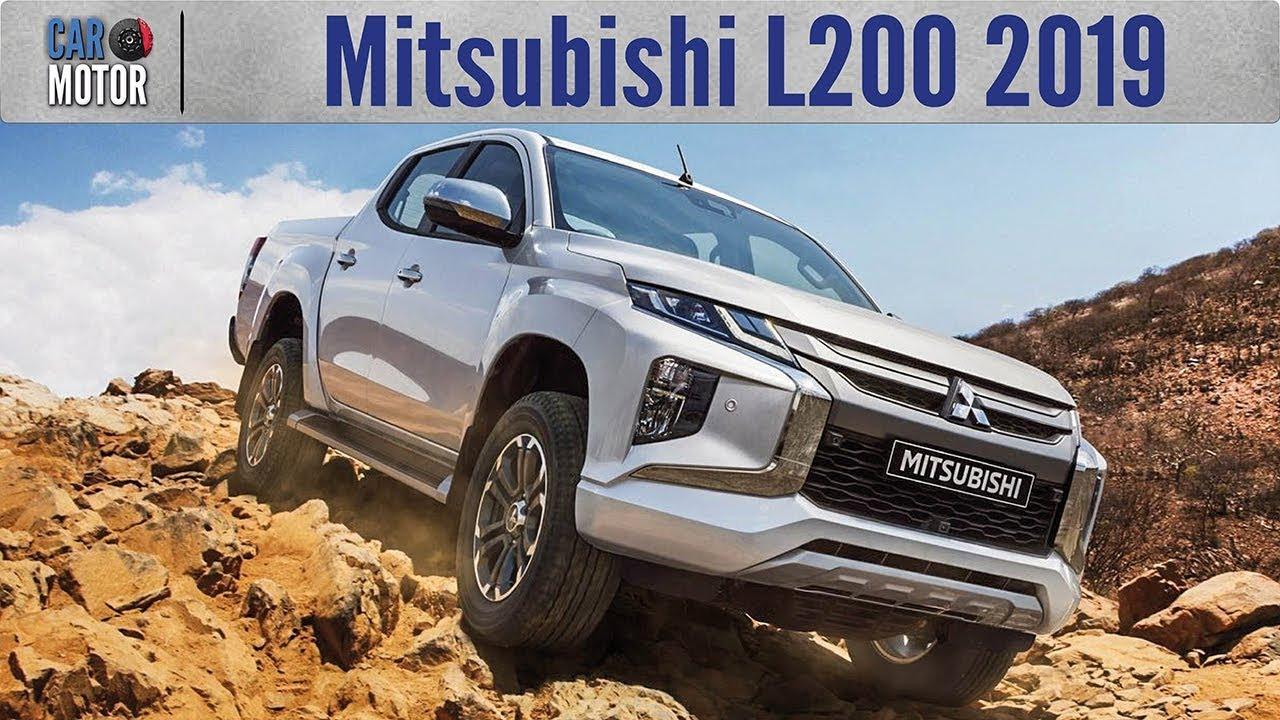 Compro Mitsubishi L200 En Guatemala Mitsubishi L200 Triton 2019 La Mejor Pickup Car Motor Youtube