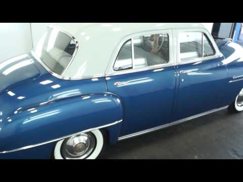 DustyOldCars.com 1952 Plymouth Cambridge SN:1824