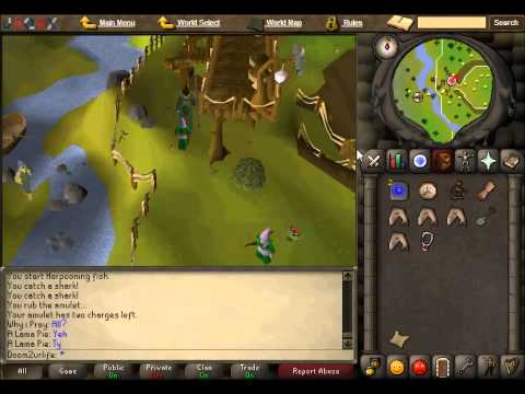 Rs'07 [C ON GAME HOC] Clue Scroll Guide (with Commentary)