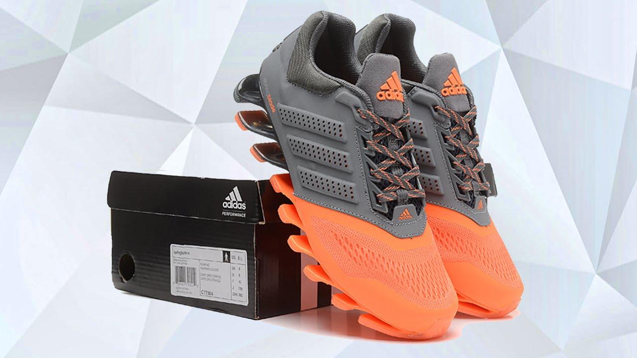 buy popular 6a4ae 46654 Tênis adidas Springblade Drive 2.0