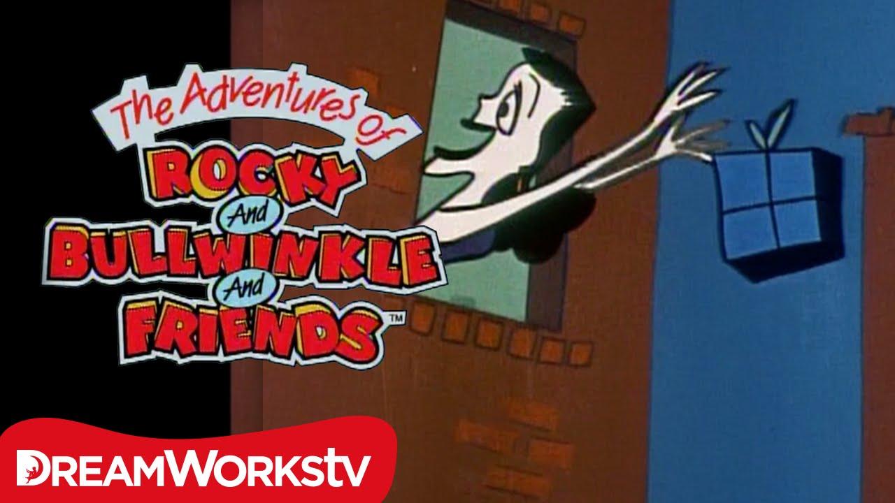 Download Bullwinkle's Ride or Goodbye Dollink | THE ADVENTURES OF ROCKY & BULLWINKLE