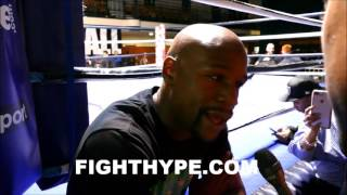 """Video FLOYD MAYWEATHER ON ANTHONY JOSHUA CARRYING BOXING: """"I CAN'T REALLY SAY...A LOT OF GOOD FIGHTERS"""" download MP3, 3GP, MP4, WEBM, AVI, FLV Desember 2017"""
