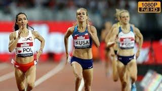 Women's 1500m at Athletics World Cup 2018