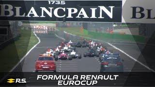 2018 Formula Renault Eurocup - Round 2 Monza - Race 1 Highlights thumbnail