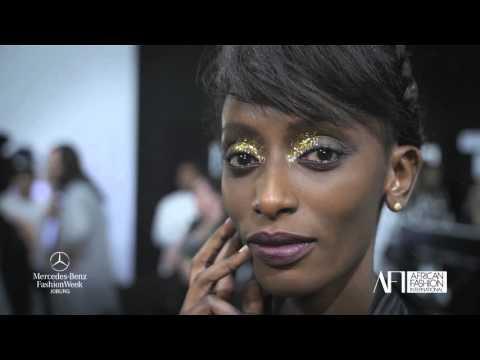 BEHIND THE SCENES - AFI Mercedes Benz Fashion Week - JoBurg 2016