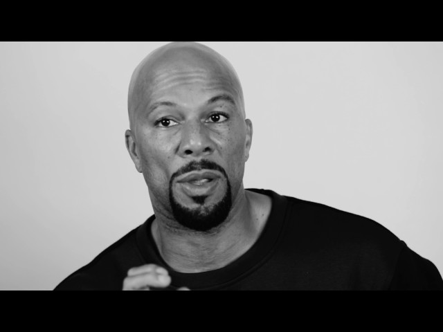 Common - Rhyme and Reason: Letter To The Free