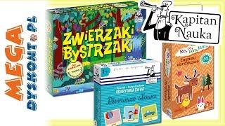 Kapitan Nauka • Gry i Zabawy dla Dzieci !!! • openbox