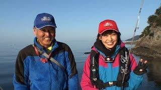長尾さんからの対決、受けて立つ!3月2日に放送したニジマス釣りのリ...