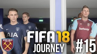 FIFA 18 The Journey Gameplay Walkthrough Part 15 -  GARETH WALKER (Full Game)