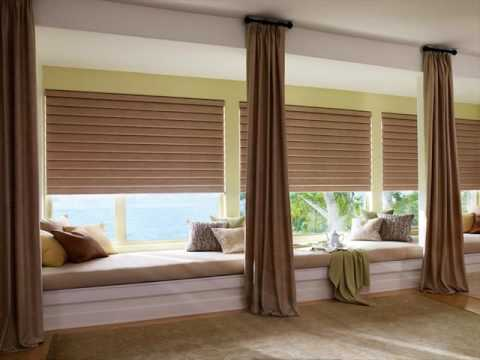 Horizontal Blinds For Wide Windows Ideas Youtube