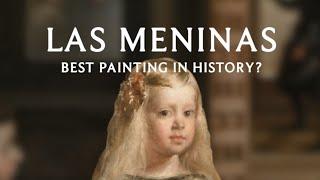 Las Meninas: Is This The Best Painting In History?