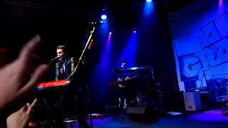Andy Grammer-Fine By Me Live Performance in NYC #FineByMeNYC