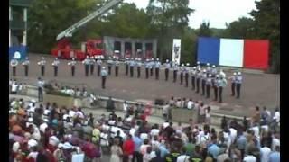 Musique des Pompiers de Paris : Batterie-Fanfare