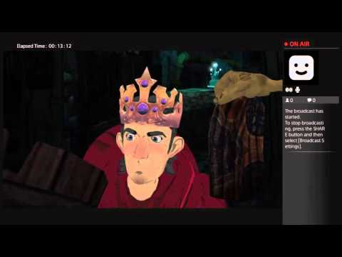 almansoori Live Broadcast Kings Quest