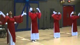 Oh My Soul Loves Jesus Praise Dance