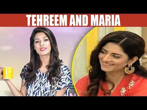 Mehekti Morning With Sundus Khan - 26 March 2018   ATV
