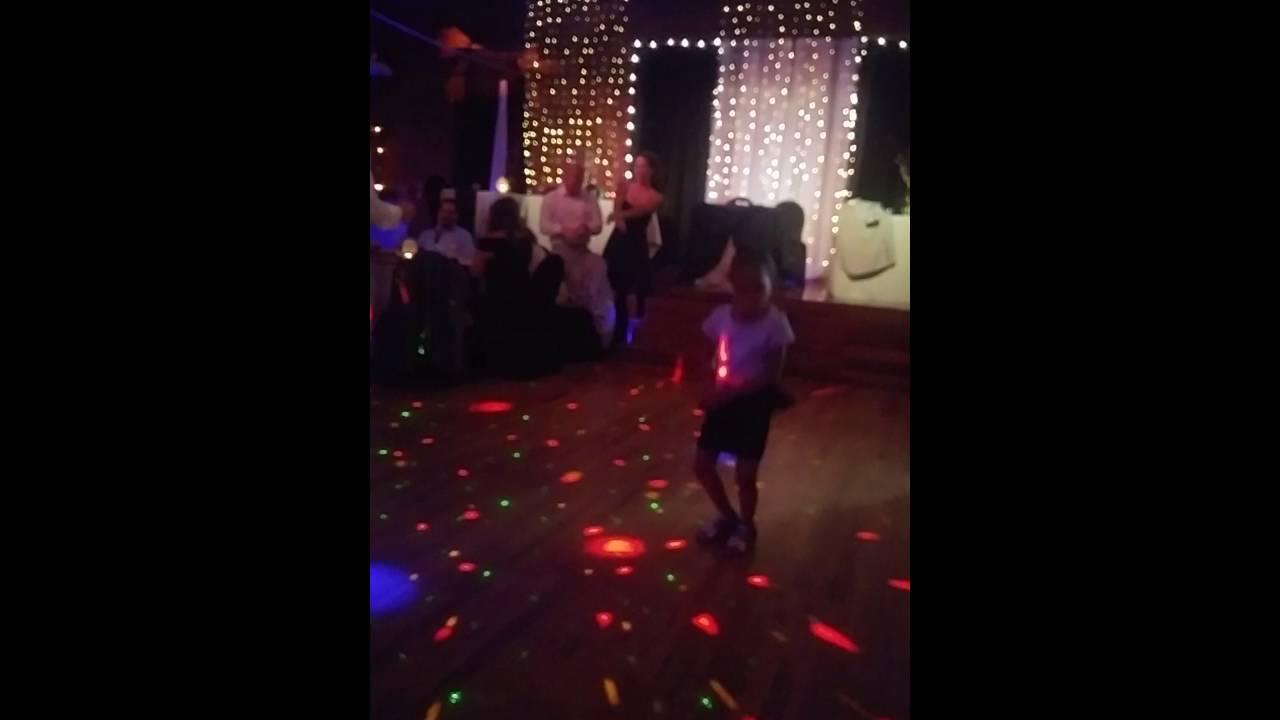 Baby Dancing At Wedding