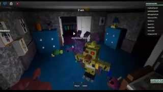 Roblox Pdz-Fnaf 4 crazy too
