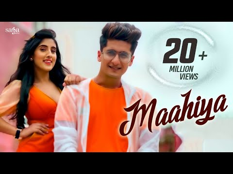 Maahiya - Cute Love Story Bhavin Bhanushali, Sameeksha Sud | Romantic Hindi Songs 2019 | TeenTigada