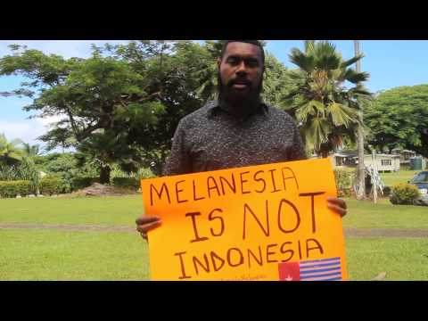 Youngsolwarans calling on Melanesians to stand up for WEST PAPUA