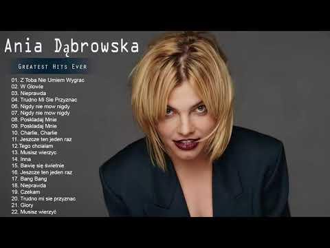 Ania Dąbrowska Album The Best Of - Ania Dąbrowska Greatest Hits