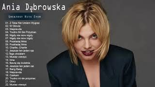 Download Video Ania Dąbrowska Album The Best Of - Ania Dąbrowska Greatest Hits MP3 3GP MP4