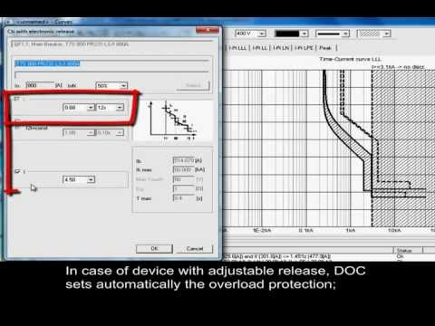 DOC - Electrical Calculation Module - 1.9 - Protections verification
