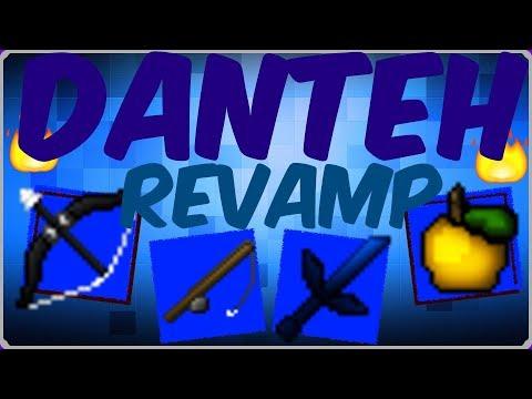 Minecraft: Danteh 32x Revamp UHC/PVP Texture Pack| MC Resource Packs 1.7/1.8/1.9