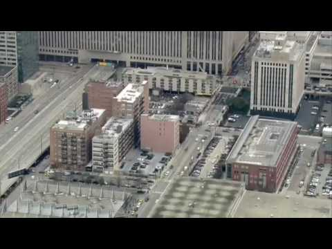 Fire crews have been called to respond to an extra-alarm fire at Chicago's old Post Office