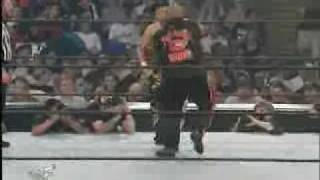 Tazz vs Tajiri-WWF Invasion 2001