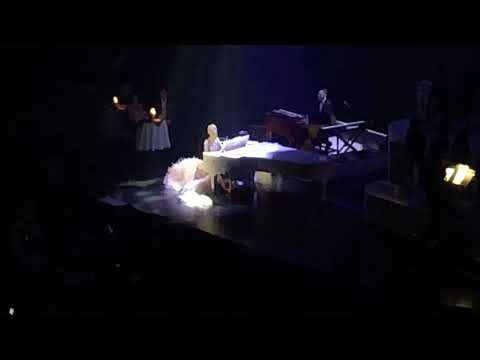 LADY GAGA BORN THIS WAY FIRST JAZZ & PIANO LAS VEGAS 1/20/19