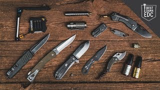 Knives and EDC Gear From Blade Show 2019