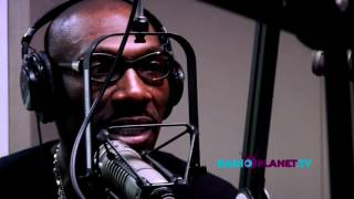 """Remembering Charlie Murphy:  Classic Interview on Shade 45's """"The Whoolywood Shuffle"""" with Freestyle"""